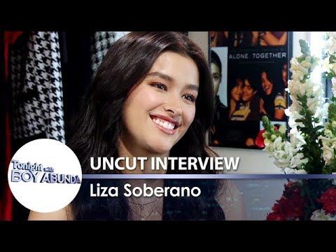 Xxx Mp4 TWBA Uncut Interview Liza Soberano 3gp Sex