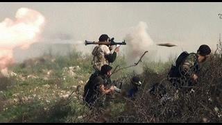 """شاهد... """"معركة حي المنشية"""" بدرعا على وشك الحسم... ومقتل 73 عنصرا للنظام بالغوطة الشرقية"""