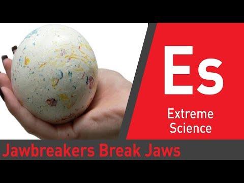 How Jawbreakers Break Jaws Food Factory