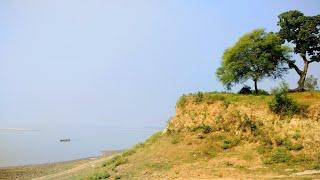 Biharojpur (Ganga Nadi) गंगा नदी गोपीगंज सरन भदोही gopiganj Bhadohi Uttar Pradesh