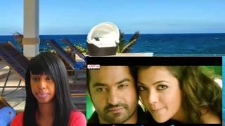 Temper Full HD Video Song - Temper Video Songs Reaction - Jr.Ntr, Kajal Agarwal Reaction
