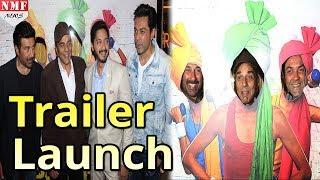 'Poster Boys' Official Trailer Launch   Sunny Deol, Bobby Deol, Shreyas Talpade, Dharmendra