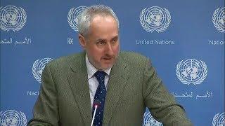 2018 Libya Humanitarian Response Plan & other topics - Daily Briefing (25 January 2018)