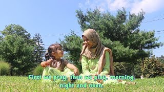 Eid Mubarak from Maryam and Family - Eid ul-Adha 2017