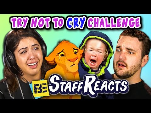 TRY NOT TO CRY CHALLENGE ft. FBE STAFF