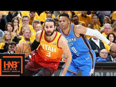 Oklahoma City Thunder vs Utah Jazz Full Game Highlights Game 3 2018 NBA Playoffs