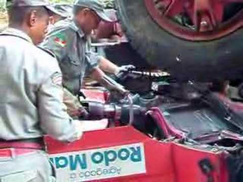 Morte de Camionheiro na BR 285