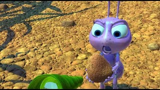 A Bug's Life (1998) Movie - Kevin Spacey, Dave Foley & Julia Louis-Dreyfus
