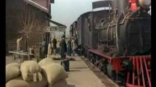 Lee Van Cleef. 2 Maneras de apearse de 1 tren. La Calahorra