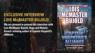 Lois McMaster Bujold talks about technology and real world culture in science fiction