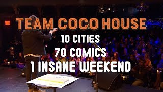 Team Coco House Is Coming To A City Near You