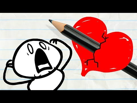 Will Pencilmate Ever Find True Love in Pencilmation VALENTINE S DAY Compilation