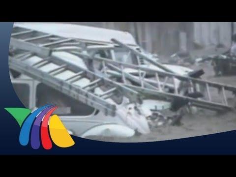 Recuerdan golpe de huracán Paulina en Guerrero