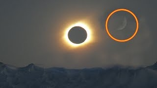 Weirdest Phenomena Caught During Eclipses