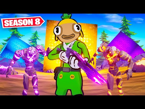 Welcome to Fortnite Season 8 Chapter 2
