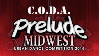 CODA (1st Place) | Prelude Midwest 2016 | Rhythm Addict TV