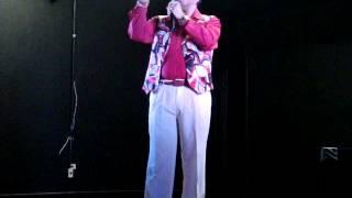 Show do Paulinho Gogó em Pindamonhangaba 15/06/2012 - Nascimento do Paulinho TUNTUM
