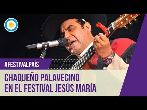 El Chaqueño Palavecino en el Festival de Jesús María 2016 1 de 2