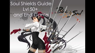 [Global] Blade and Soul [Legendary Soul Shields] level 50+ and End Game