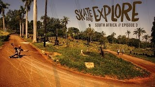 Skate & Explore South Africa 3 - Valley of Thousand Hills/Durban