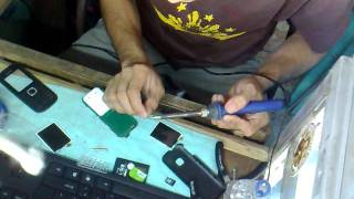 Nokia C1-01 lcd replacement ( on the spot ) 1st time