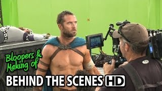 300: Rise of an Empire (2014) Making of & Behind the Scenes (Part2/2)
