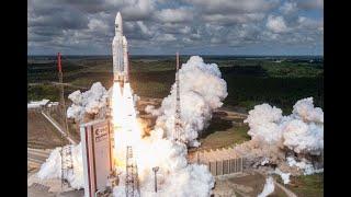 Ariane 5: deux satellites mis en orbite, mais pas au bon endroit