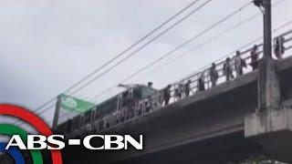 Bandila: MRT, dalawang beses nagkaaberya sa isang araw