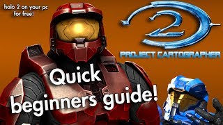 Halo 2: Project Cartographer | Beginners Guide | +  Free download