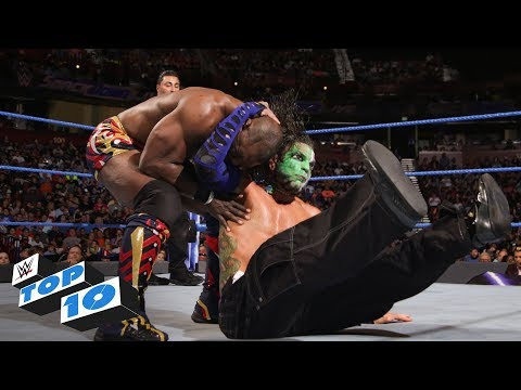 Xxx Mp4 Top 10 SmackDown LIVE Moments WWE Top 10 August 14 2018 3gp Sex