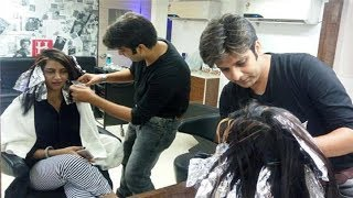 Finale के लिए Arshi Khan का Makeover   Arshi's Makeover   Bigboss 11   Sunday Special