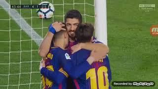 HIGHLIGHT FULL MATCH HD Barcelona 6-1 Girona