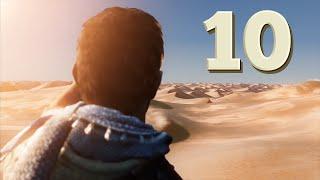 تختيم أنشارتد 3 | uncharted 3 صحراء الربع الخالي #10