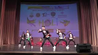 Holi Mix | Indian dance group Champa