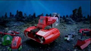 2010 LEGO Atlantis - Gateway of the Squid (English)