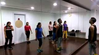 Zumba |  Dj Bravo champion |  (choreo by mini)
