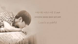 BTS (방탄소년단) – Love is Not Over (full length edition) [Color coded Han|Rom|Eng lyrics]