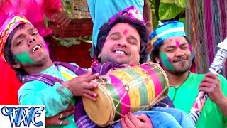 नॉन स्टॉप होली  Non Stop Holi - Lal  Abeer- Ritesh Pandey -  Bhojpuri Hot Holi Songs 2015 HD