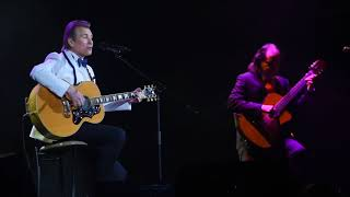 Александр Малинин выступил в Благовещенске с концертом «Влюблённый в романс». 12 марта 2018 г.