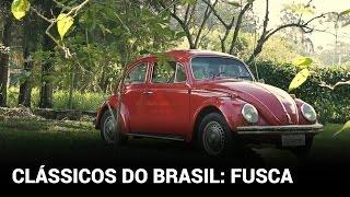 Volkswagen Fusca: clássicos do Brasil