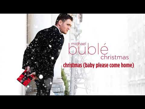 Michael Bublé Christmas Baby Please Come Home Official HD