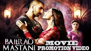 Bajirao Mastani 2015 | Ranveer Singh, Deepika, Priyanka & Milind Soman | Full Movie Promotion Events