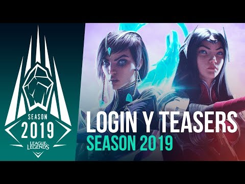 Xxx Mp4 Login Y Teasers Temporada 2019 Noticias LOL 3gp Sex