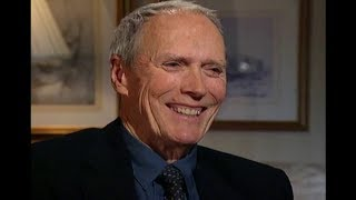 Million Dollar Baby - Interview with Clint Eastwood (2005)