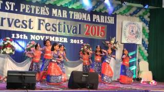 Christian Dance Performance malayalam