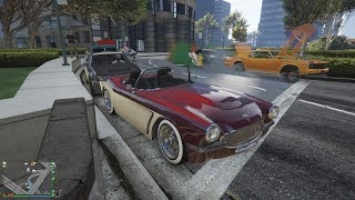 GTA 5 PS4 Livestream Muscle Car Meet/Drag Racing and More!