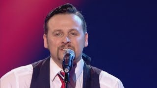 Vince Freeman performs 'Sex on Fire' - The Voice UK - Blind Auditions 2 - BBC One