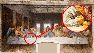 5 GEHEIMNISSE über Leonardo da Vincis Gemälde
