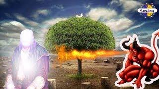 هل تعلم ان ابليس حاول حرق النبي ﷺ  وهو يصلي لكن النبي ﷺ تصدى له هل تعلم كيف؟