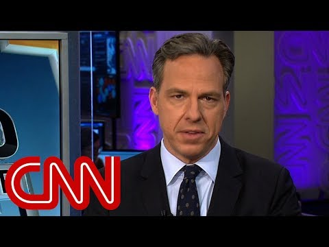 Tapper to Trump Look up facts are in front of you